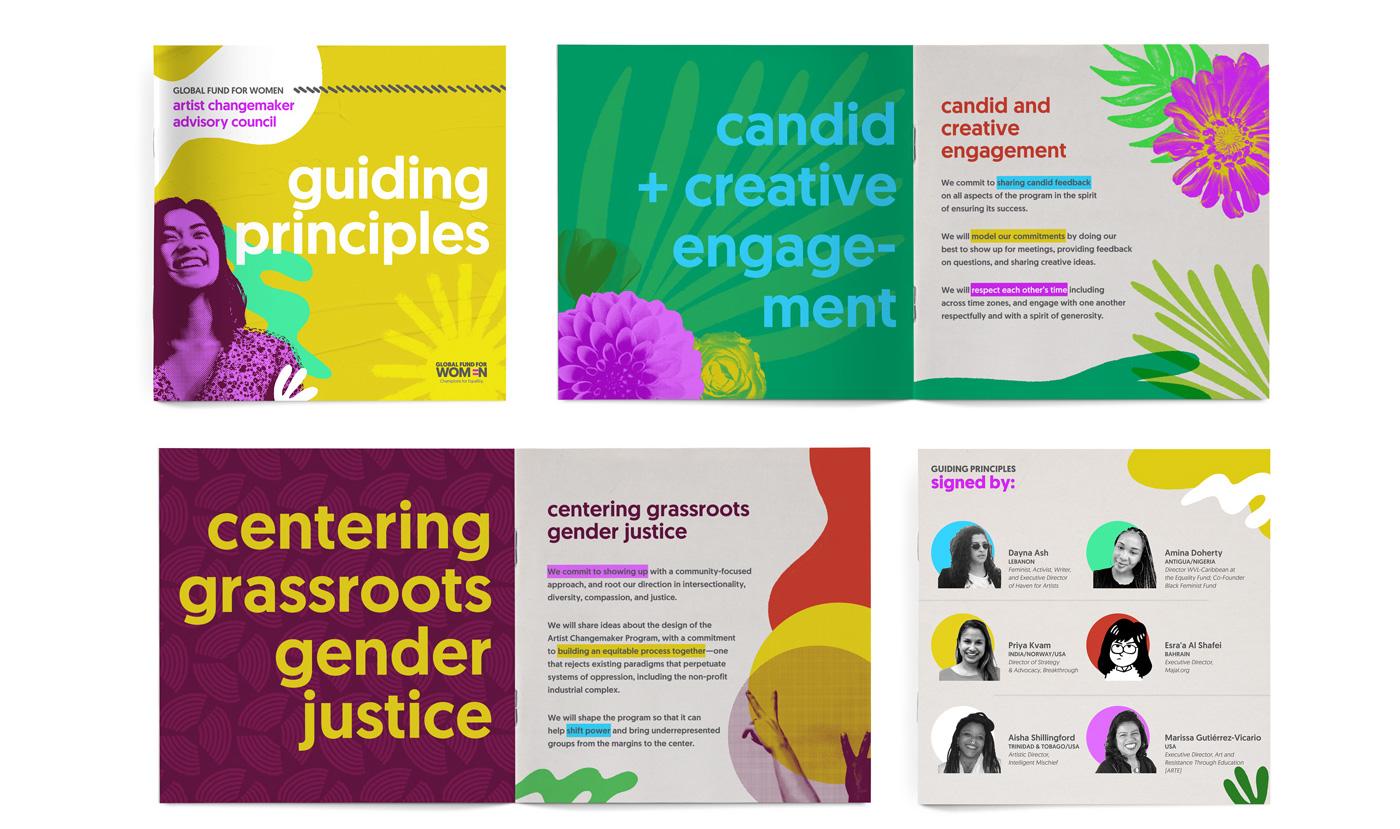 Global Fund for Women Artist Changemaker Document